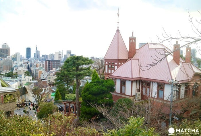 Kobe's Weathercock House, A Century-Old Foreign Residence