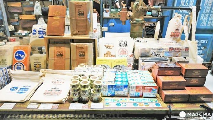 """东京站找伴手礼?在""""Traveler's Factory""""丸之内GRANSTA店铺挑选独特的限定商品吧!"""