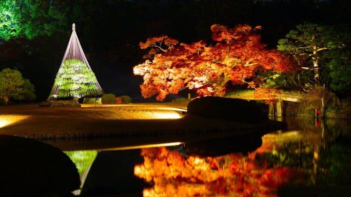"""代表东京的日本庭园""""六义园""""〜交通方式、精彩景点、活动等〜"""
