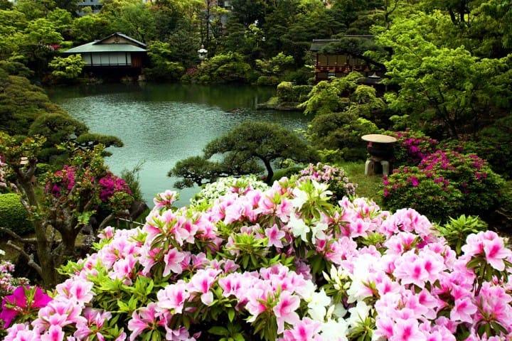 """【兵库县】神户的代表庭园""""相乐园""""〜看点・交通・观光景点等〜"""