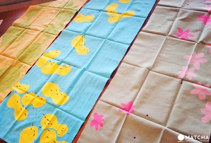 【日本小百科】日式手巾 〜使用方法・购买场所〜