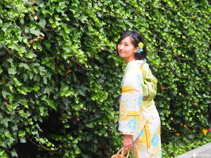Yukata A Basic Guide To Wearing The Summer Kimono Matcha Japan