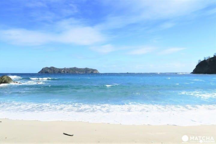 世界自然遗产—小笠原「父岛」的惊奇海滩8选