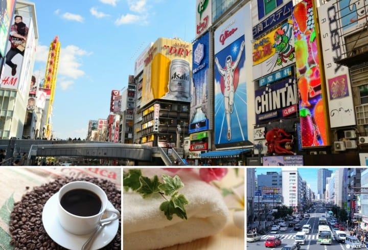 【Khu vực ga Osaka】Tổng hợp các địa điểm tiện lợi khi sử dụng xe buýt đêm như quán internet cafe, sauna hay spa