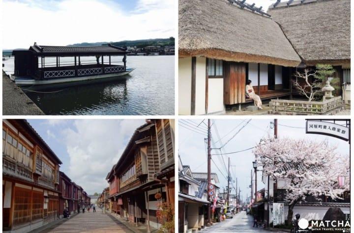 小京都可不是乱叫的!不用到京都一样能享受古风情调的日本小京都5选