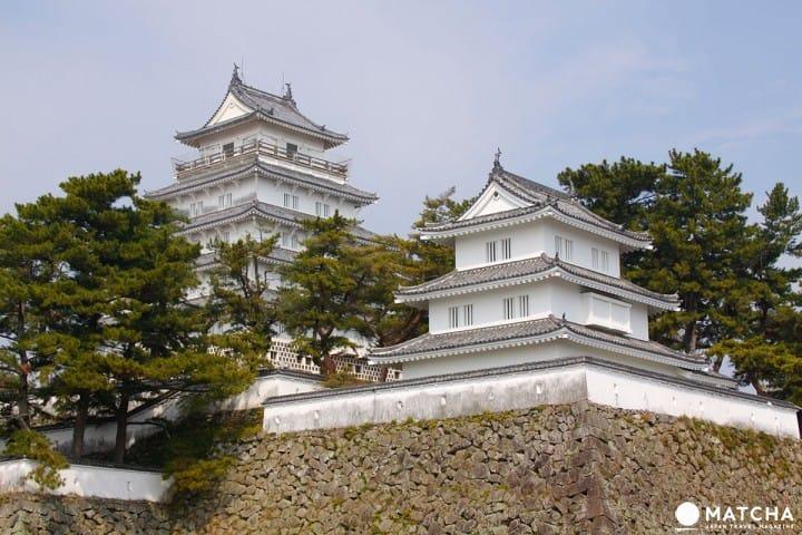 【長崎縣】日本屈指可數的天守之一島原城