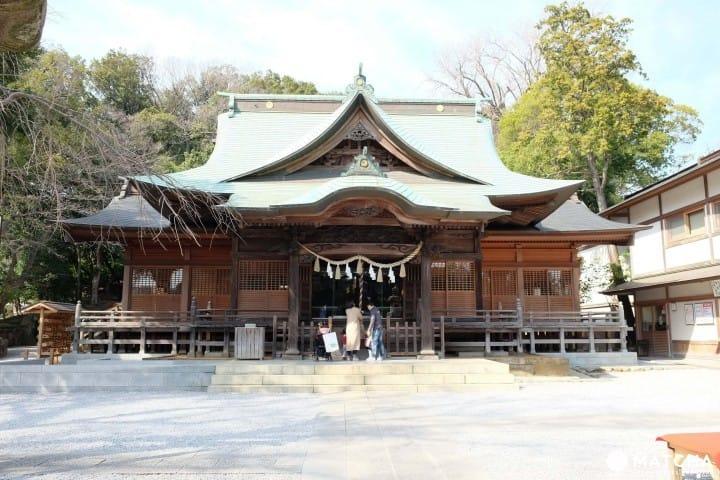 抽到「凶」反而是幸运?!神奈川县著名圣地「师冈熊野神社」