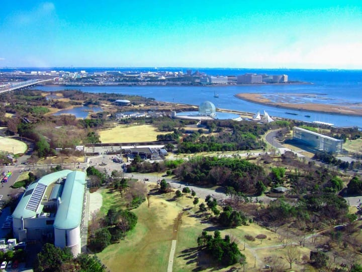 Kasai Rinkai Park - Fun For The Whole Family At Tokyo Bay