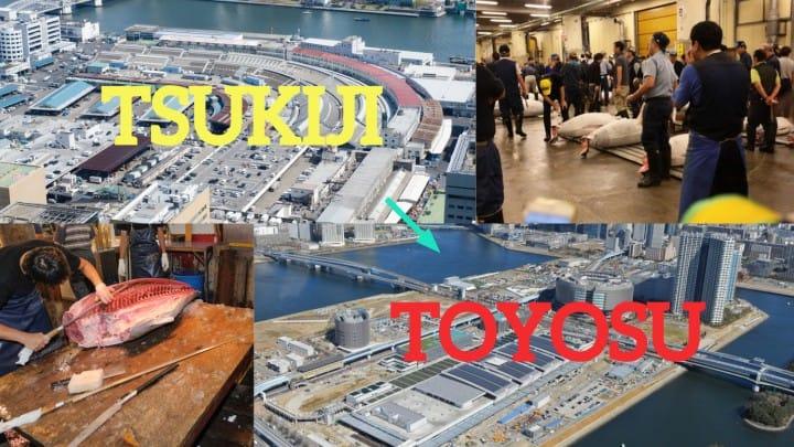 Tsukiji Market - Information About Its Relocation To Toyosu