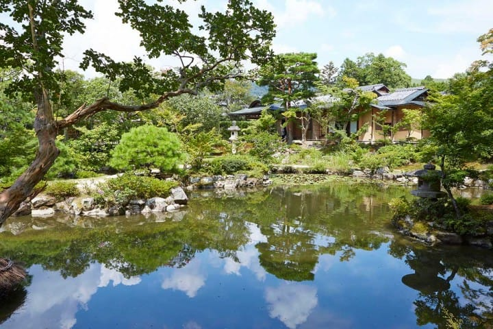 Isuien Garden In Nara - Enjoy Two Historical Gardens In One Place!