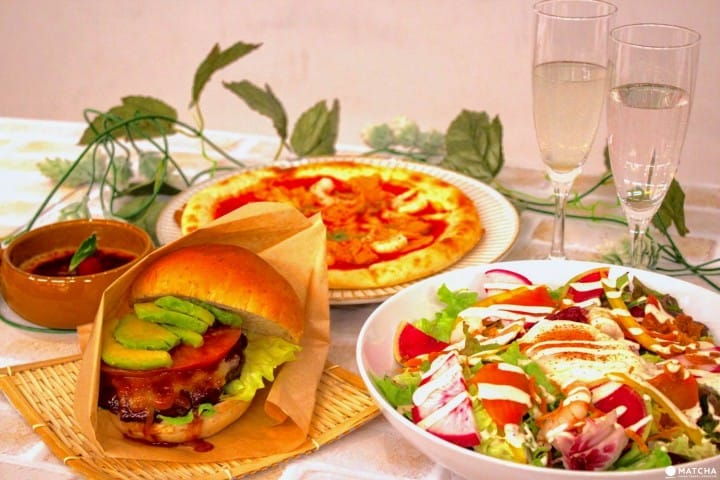 Halal And Vegan-Friendly: SEKAI CAFE In Asakusa