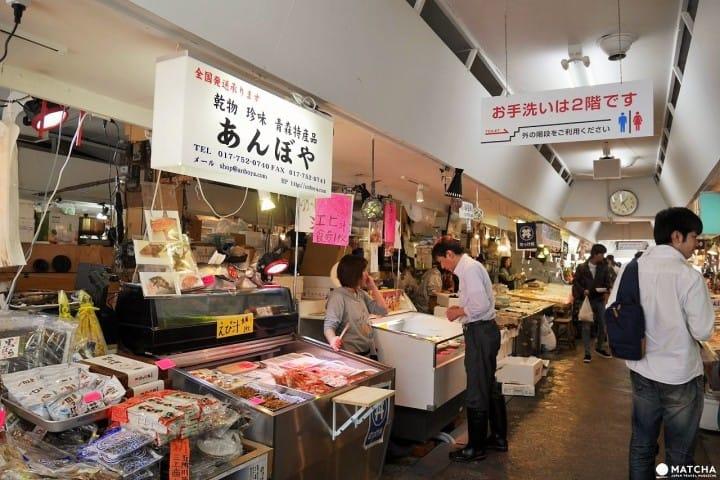 自助生魚丼飯!體驗青森市獨有的自助式のっけ丼