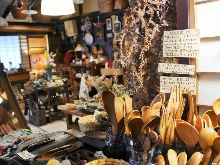 Hakutoya - A Romantic Miscellaneous Goods Shop In Sasayama!