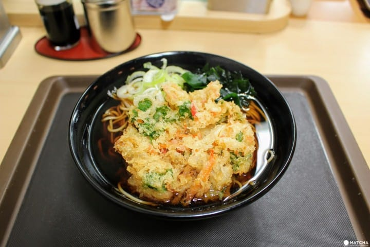 Nadai Fujisoba - Your Go-To Stop For Casual Soba Noodles And Katsudon