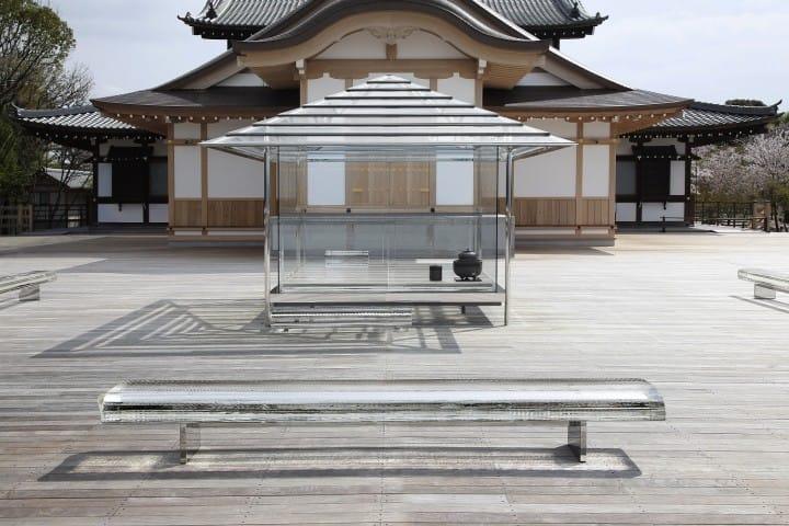 """京都""""玻璃茶室""""展舉辦至9月!全身心感受空間、時間與光!"""