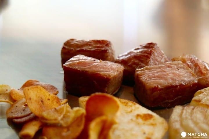 鉄板焼ステーキの元祖!!「みその」で憧れの神戸ビーフを食べよう!