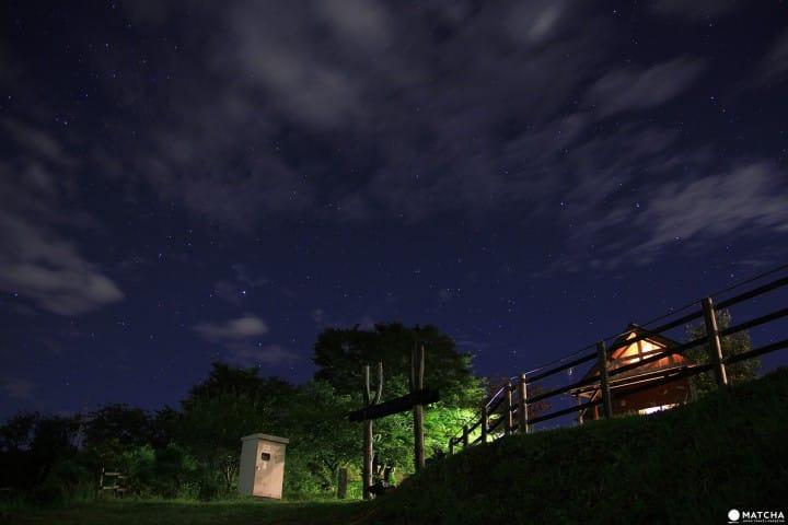 Stargazing Near Tokyo! Camping On Mount Dodaira, Saitama