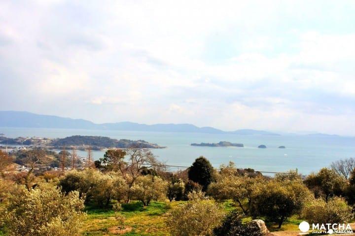 ชมวิวทะเลในเซโตะแสนสวยจาก