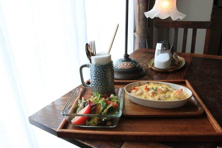 【京都】哲学之道沿线之遇:旧式洋房欧风咖啡GOSPEL