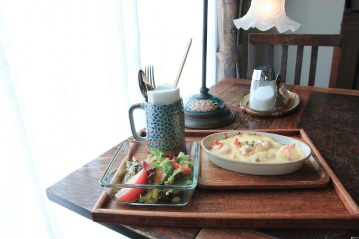 【京都】哲學之道沿線之遇:舊式洋房歐風咖啡GOSPEL