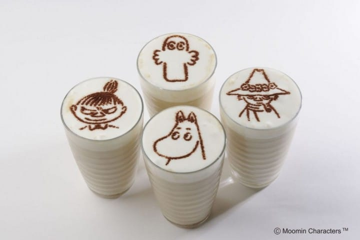 Too Cute to Drink! 4 Tokyo Latte Art Cafes: Comic Character Edition