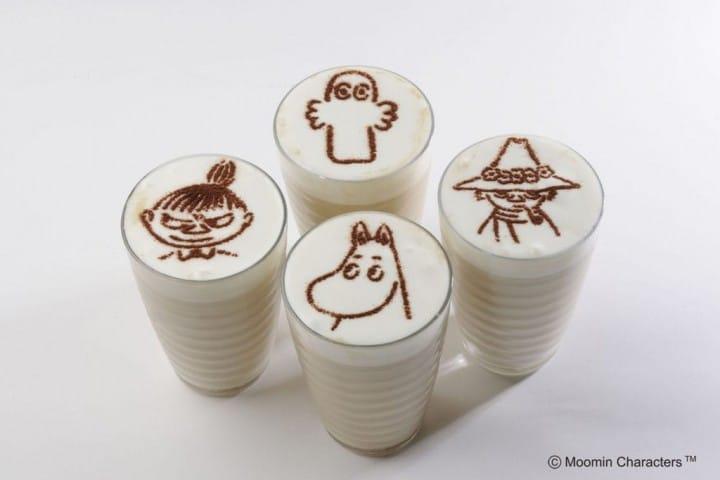 【卡通角色篇】可爱到喝不下去!欣赏拿铁艺术的东京都内咖啡厅4选