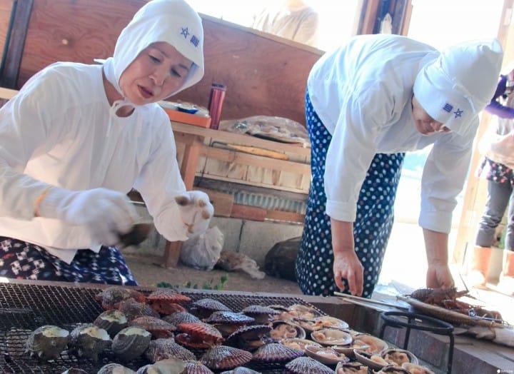 【三重】伊勢鳥羽體驗海女生活, 品嚐來自上天恩惠的甜美海鮮