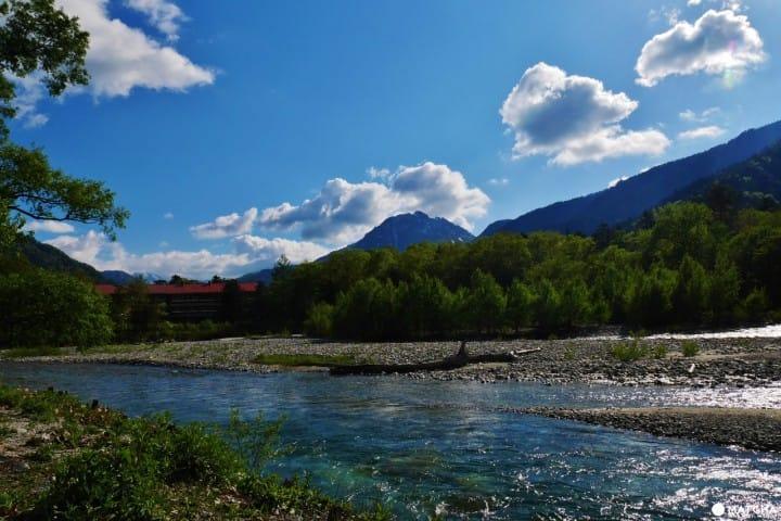 【長野上高地】開山避暑去!初學者路線一天走訪仙氣繚繞絕美景點