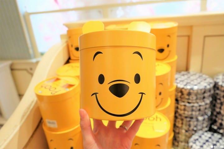 东京迪士尼的买买买推荐!精选小熊维尼人气产品