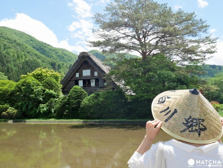 Wada House: A Traditional Thatched Roof House In Shirakawa-Go, Gifu!
