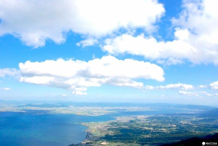 【滋贺】远眺琵琶湖的夏季避暑新景点  琵琶湖露台咖啡