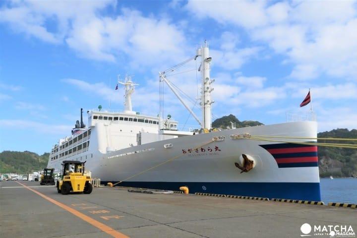東京離島24小時坐船之旅,前往「小笠原諸島・父島」