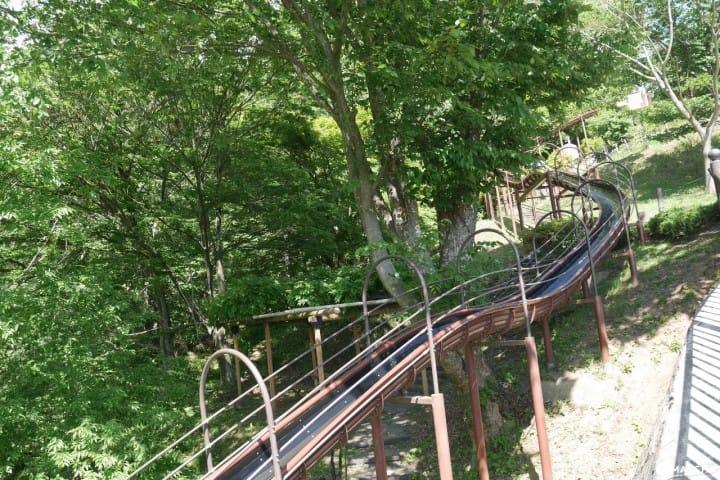 諏訪湖立石公園