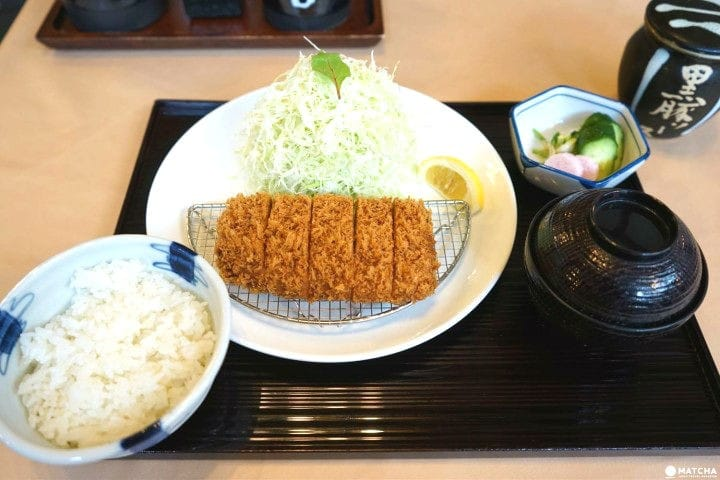 Tonkatsu Maisen In Omotesando - Japan's Famous Pork Cutlet Restaurant