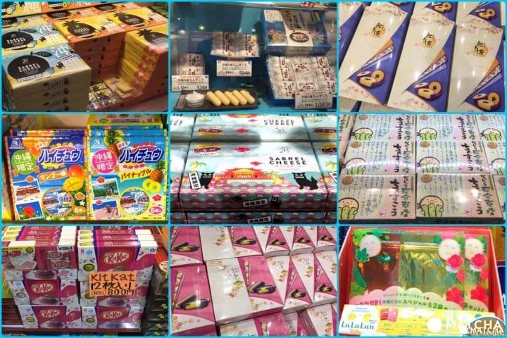 『冲绳伴手礼』走在国际通不用托人买,自己买一次搞定!