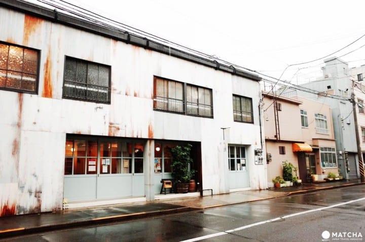 【清澄白河】延续历史轨迹,老公寓再生的咖啡厅:fukadaso cafe