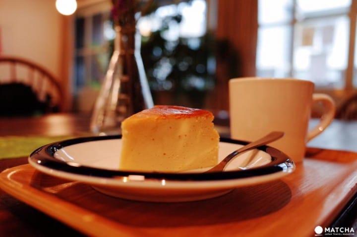 深田莊起司蛋糕