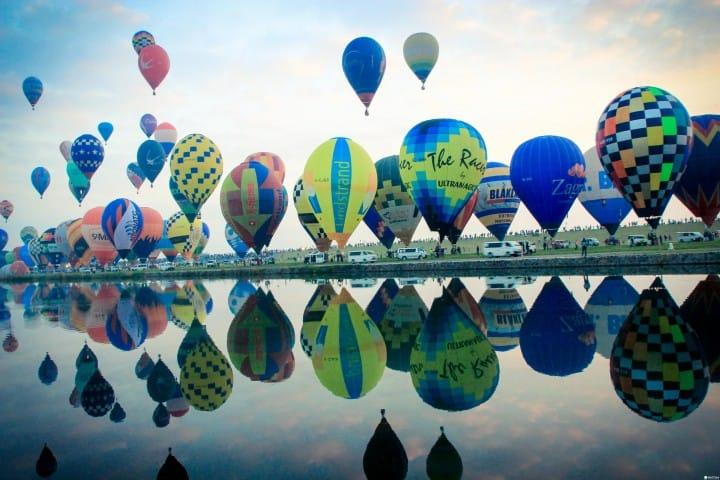 【佐贺】佐贺秋日两大盛事!热气球节与唐津宫日节