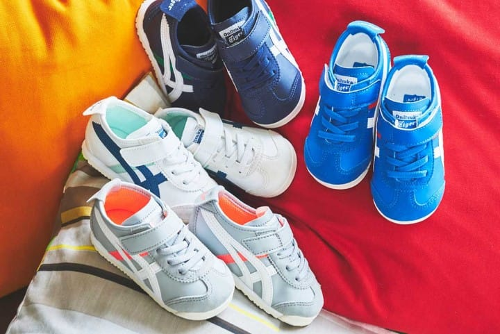 cheap for discount ec1bc 6380e Onitsuka Tiger's MEXICO 66 TS: Kids Shoes At Discount Prices ...