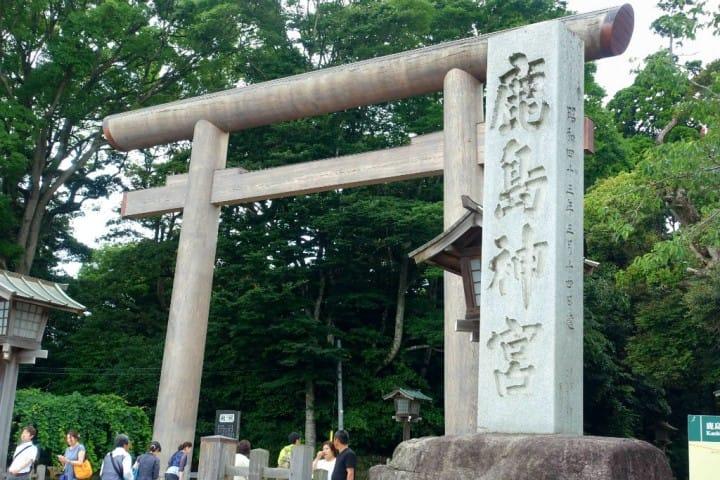 เดินทางไปกลับจากโตเกียวในวันเดียว : หย่อนใจไปกับศาลเจ้าคาชิมะจินกูและงานดอกไอริสที่อิตะโคะ