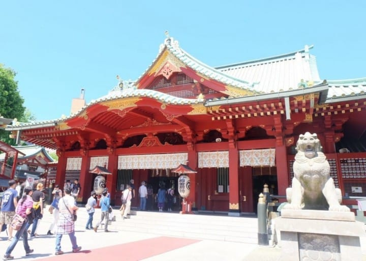 Search For Love In Tokyo! 5 Shrines To Help Your Love Life