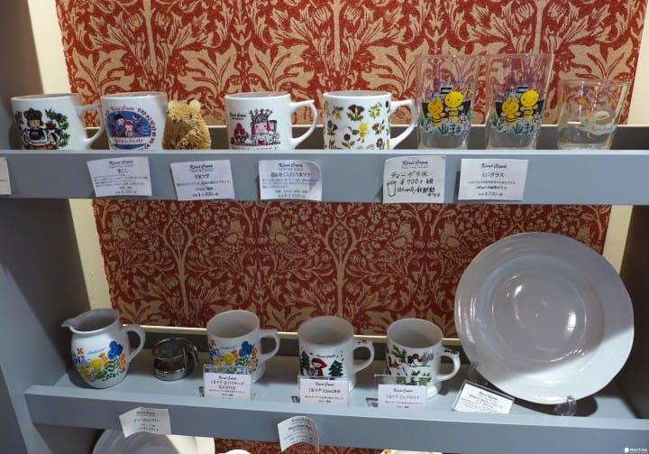 紅茶迷必訪!吉祥寺的童話風Karel Capek紅茶專門店