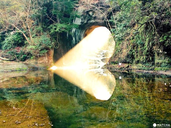 東京近郊千葉縣:夢幻秘境濃溝瀑布&收盡東京灣美景的鋸山