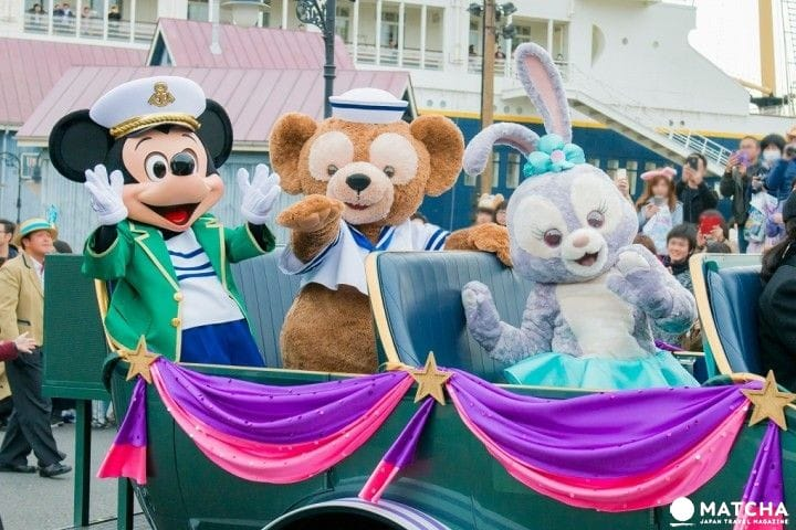 【東京迪士尼海洋】一起去見Duffy的新朋友「Stella Lou」吧!