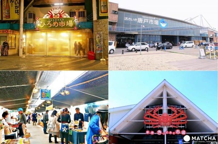 【必去在地市场十选】还有哪里比这更鲜活?日本全国市场尝鲜去