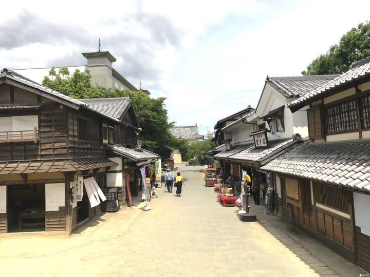 「銀魂」真人版拍攝地點!充滿江戶時代風情的東映太秦映畫村