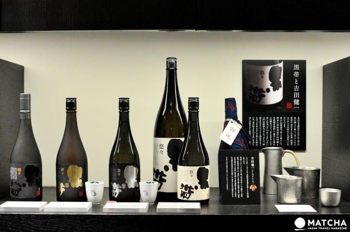 【福光屋】参观代表金泽的「藏元」,看纯米酒制造!