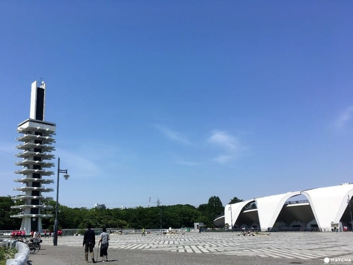 Komazawa Olympic Park Square