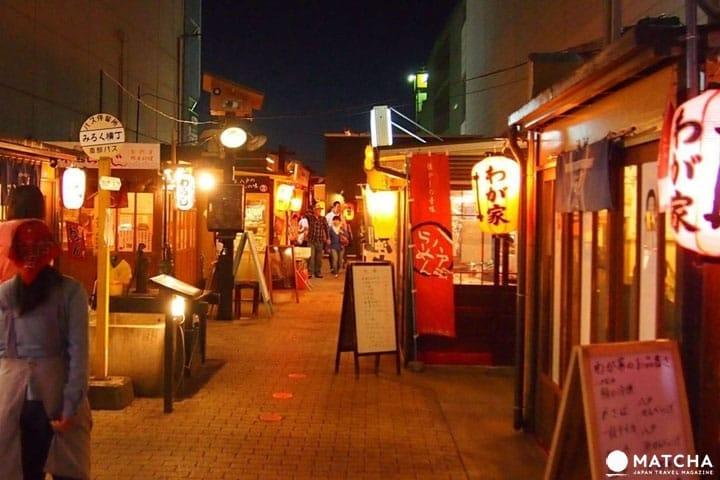 Aomori's Miroku Yokocho: Tasty Food And Friendly Locals!