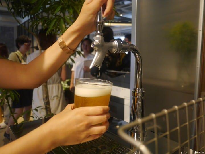 บริการเบียร์